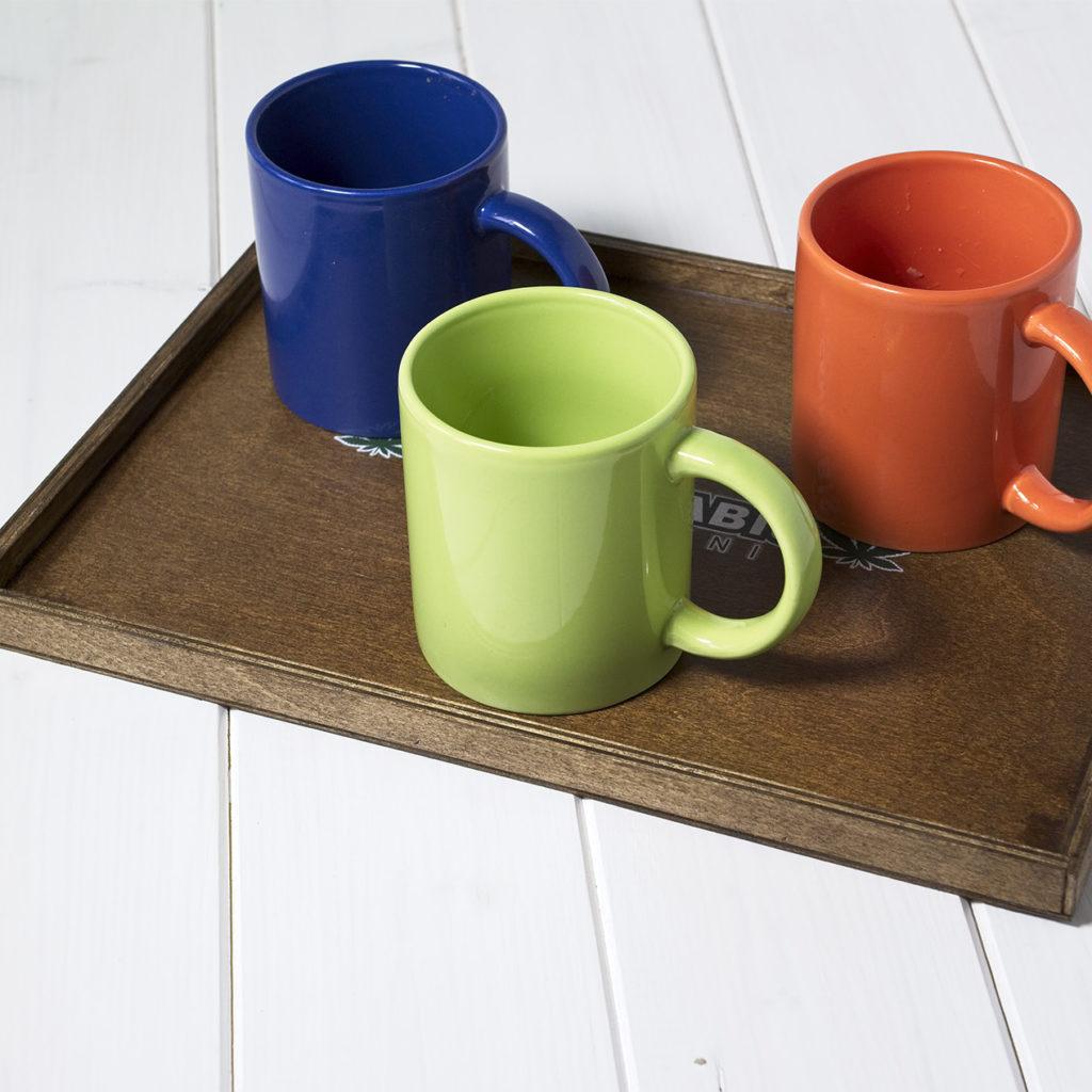Calderai - Vassoio di legno personalizzabile