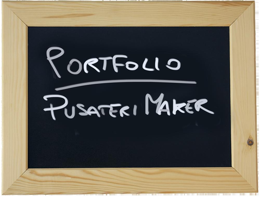 Portfolio Clienti Pusateri Maker