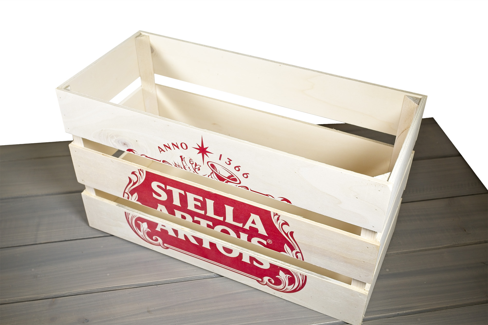 Pitrusino Cassetta Design Wooden Crate