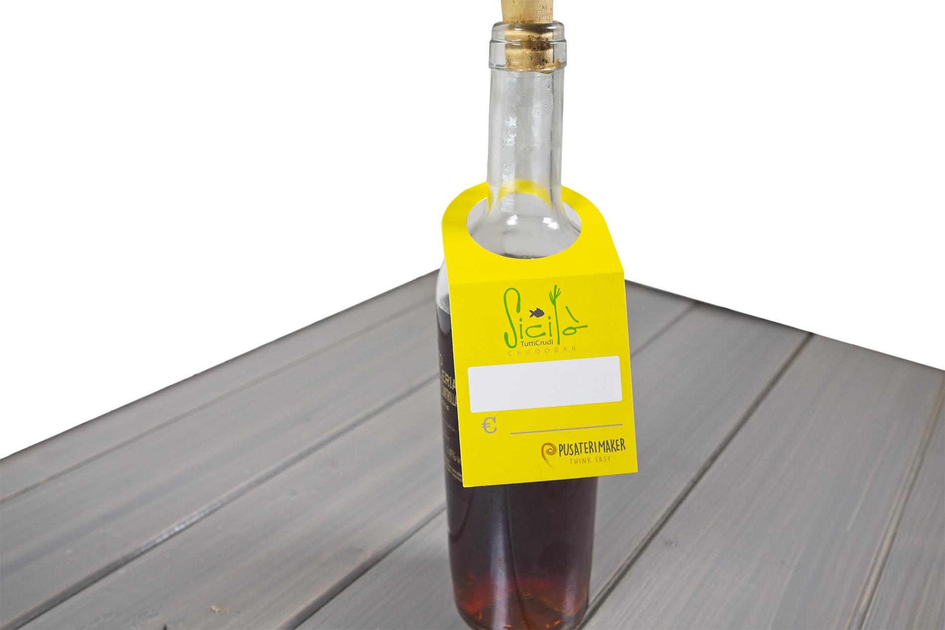 Pusateri Maker Collarini Bottiglie