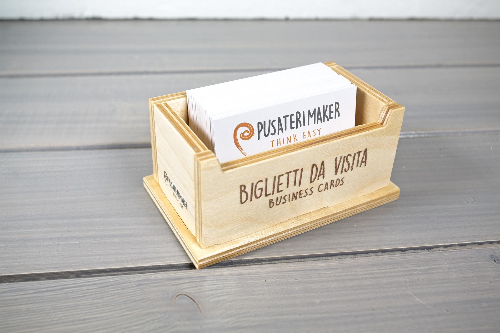 Filì Porta Biglietti Da Visita