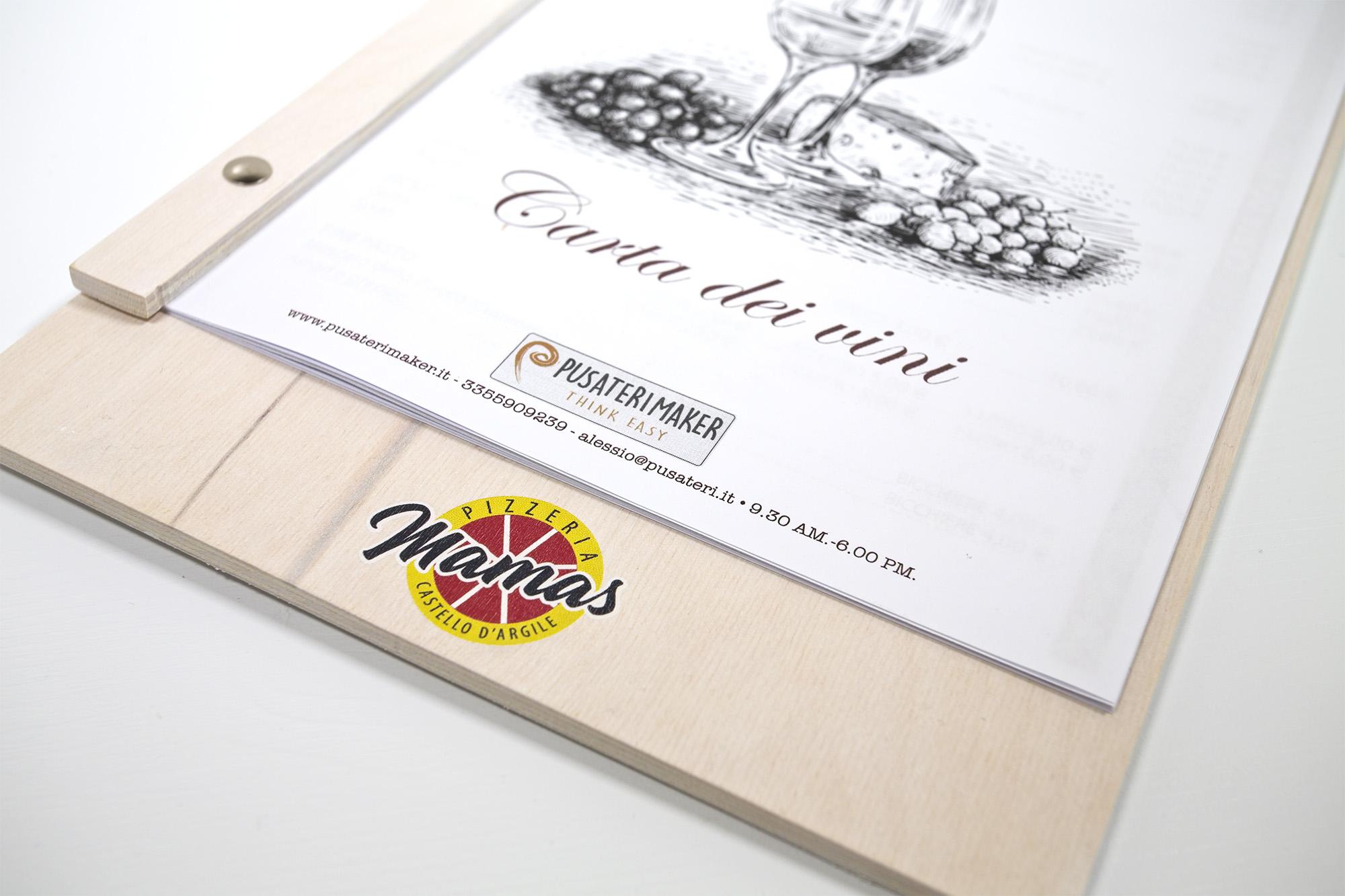 Borgo Nuovo Pizzeria Mamas