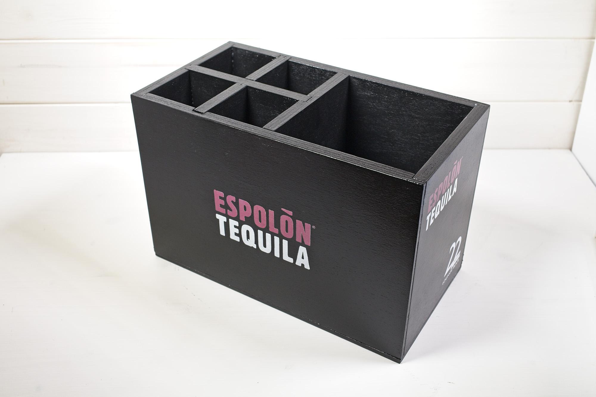 Cassetta Espolon Tequila