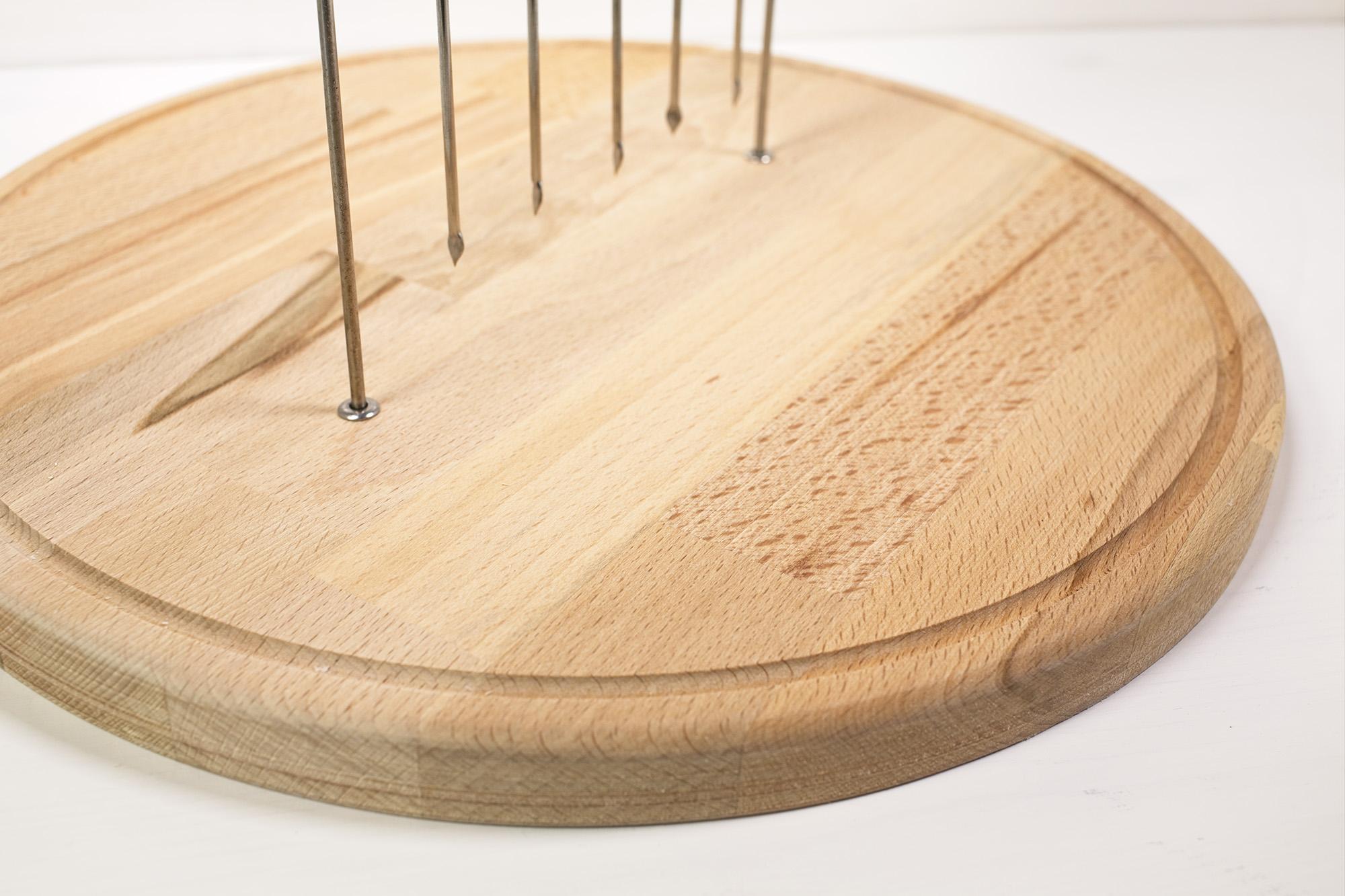 Woodhouse Portaspiedini Versione Circolare