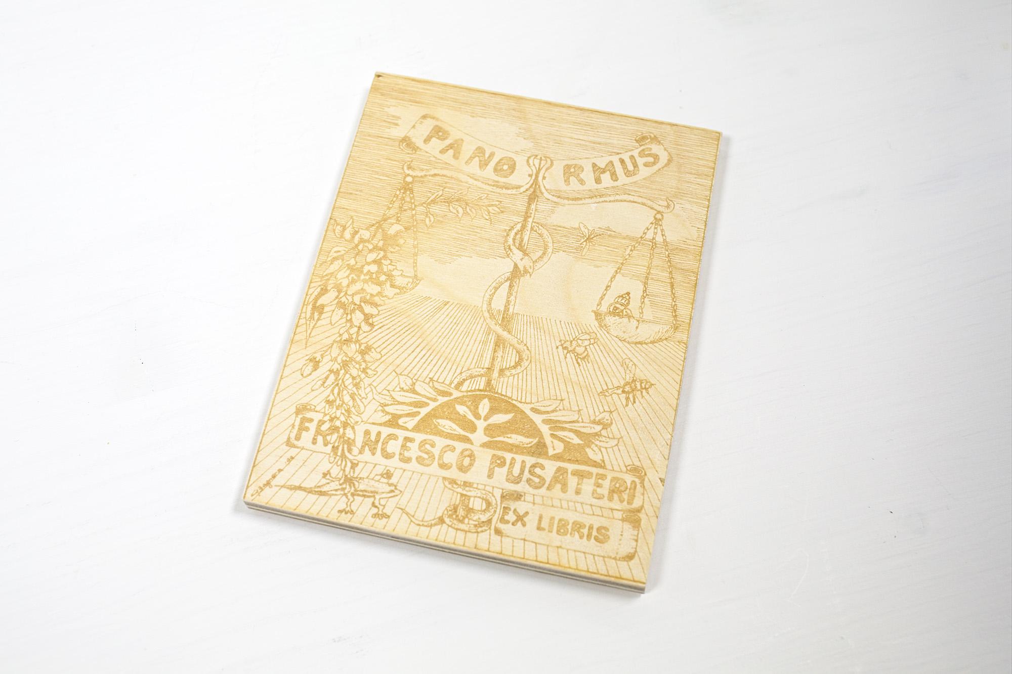 Esempi Di Riproduzioni Araldiche Ed Ex-libris