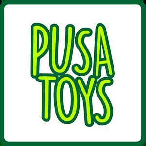 PusaToys logo square