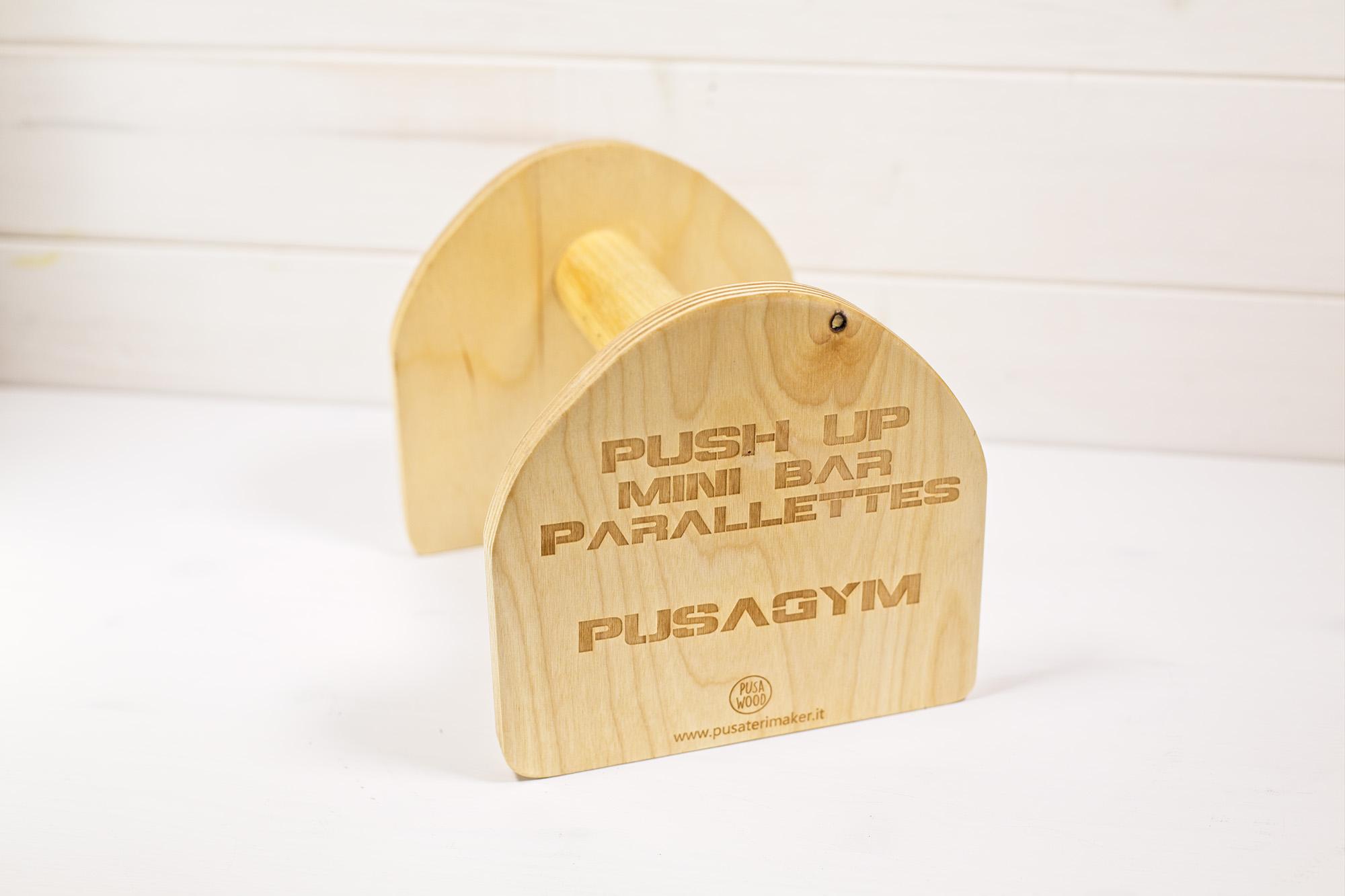 PusaGym Push Up Mini Bars