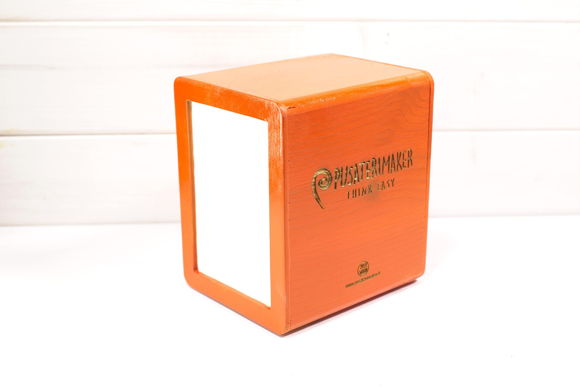 Portatovaglioli Da Bar Arancione Virrina Sfirriato