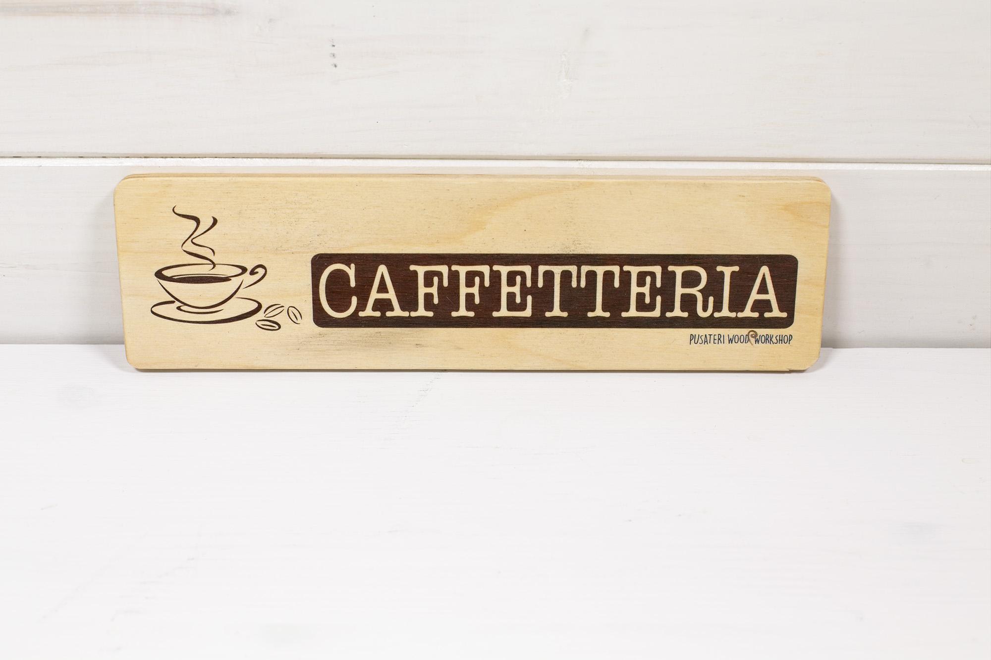 Targa Caffetteria