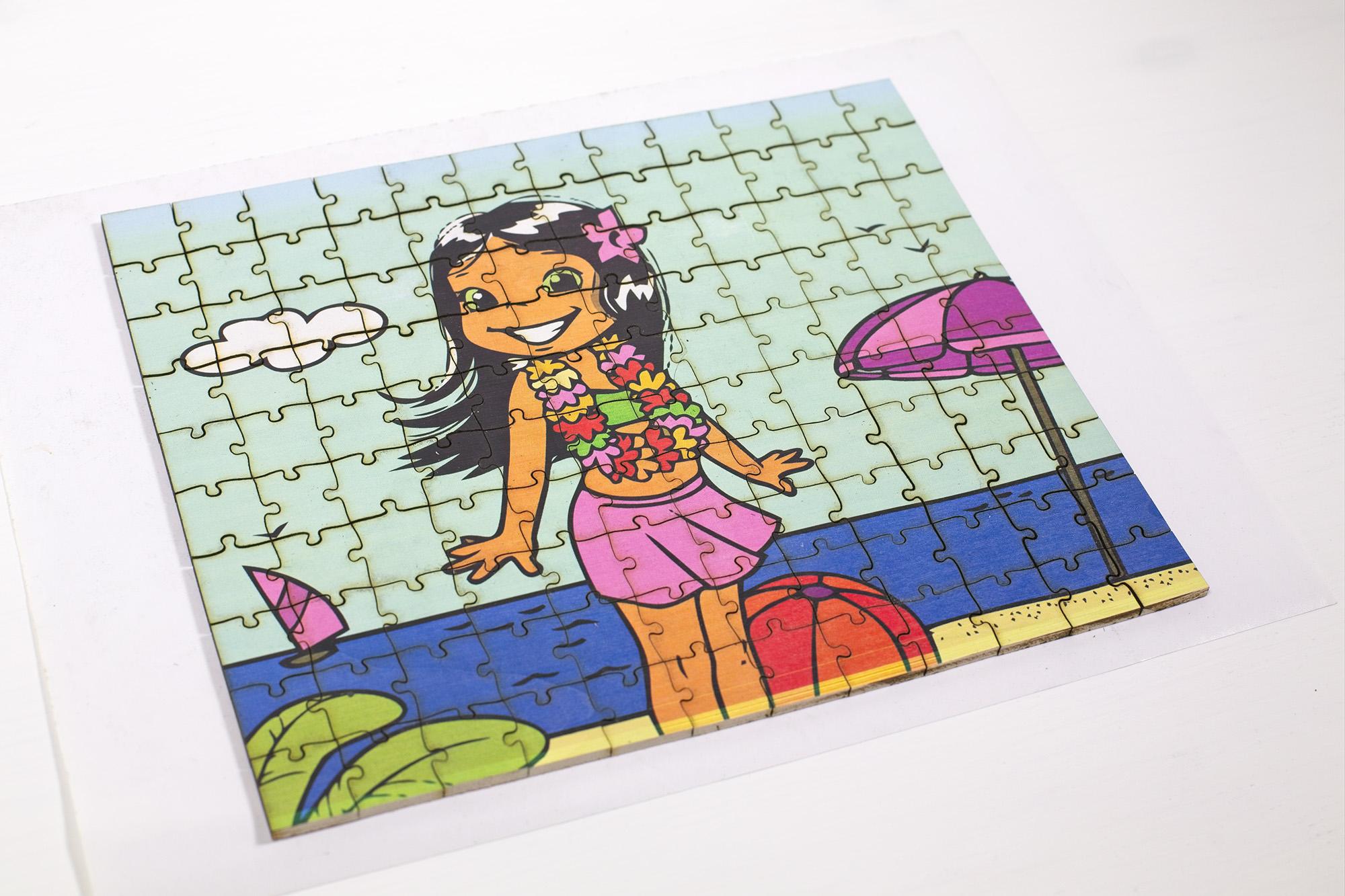 Puzzle 120 Pezzi