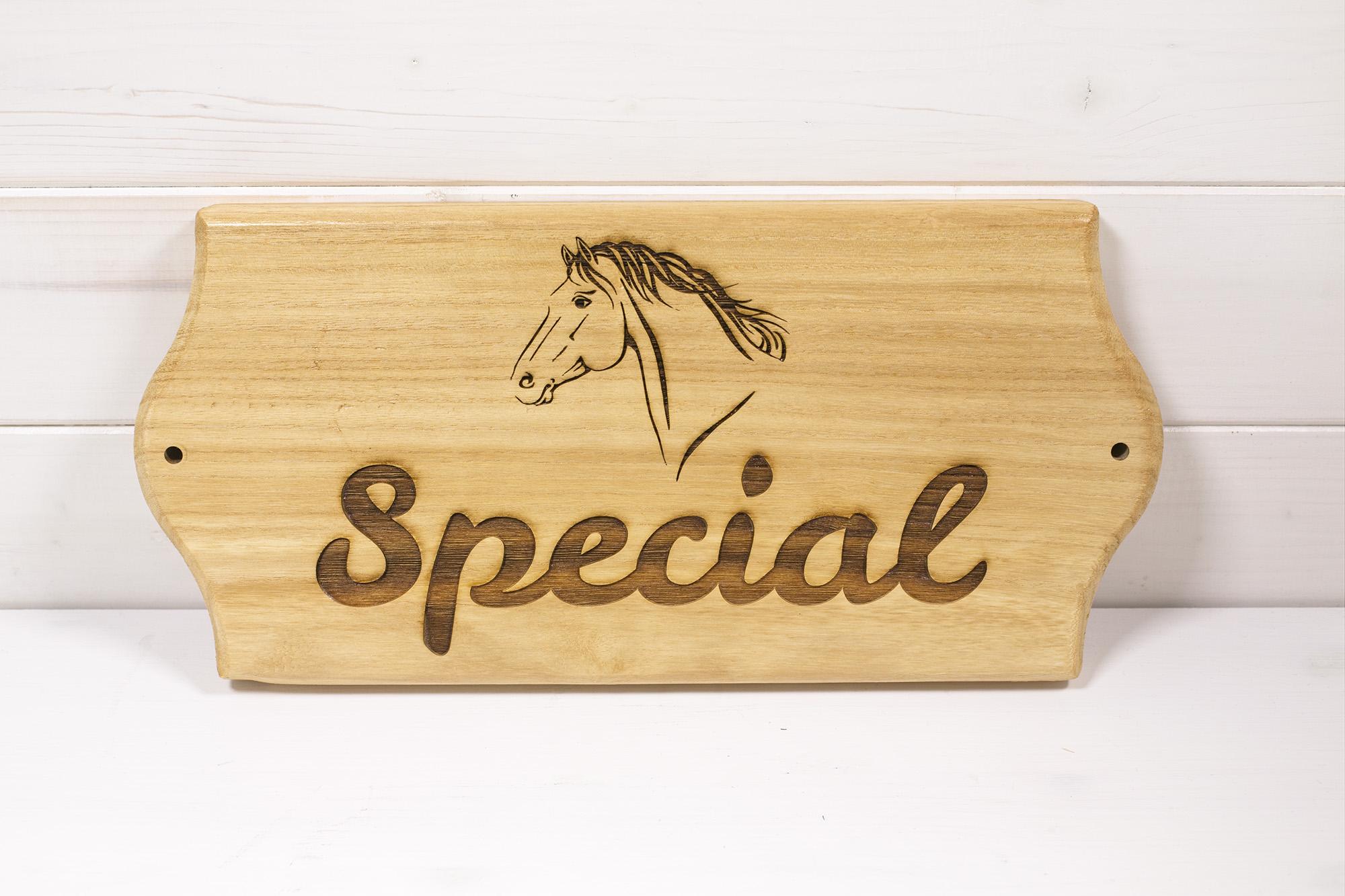Targa Box Cavalli Special