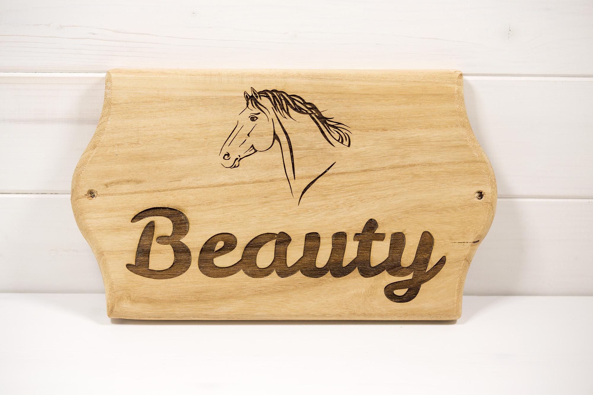 Targa Box Cavalli Beauty