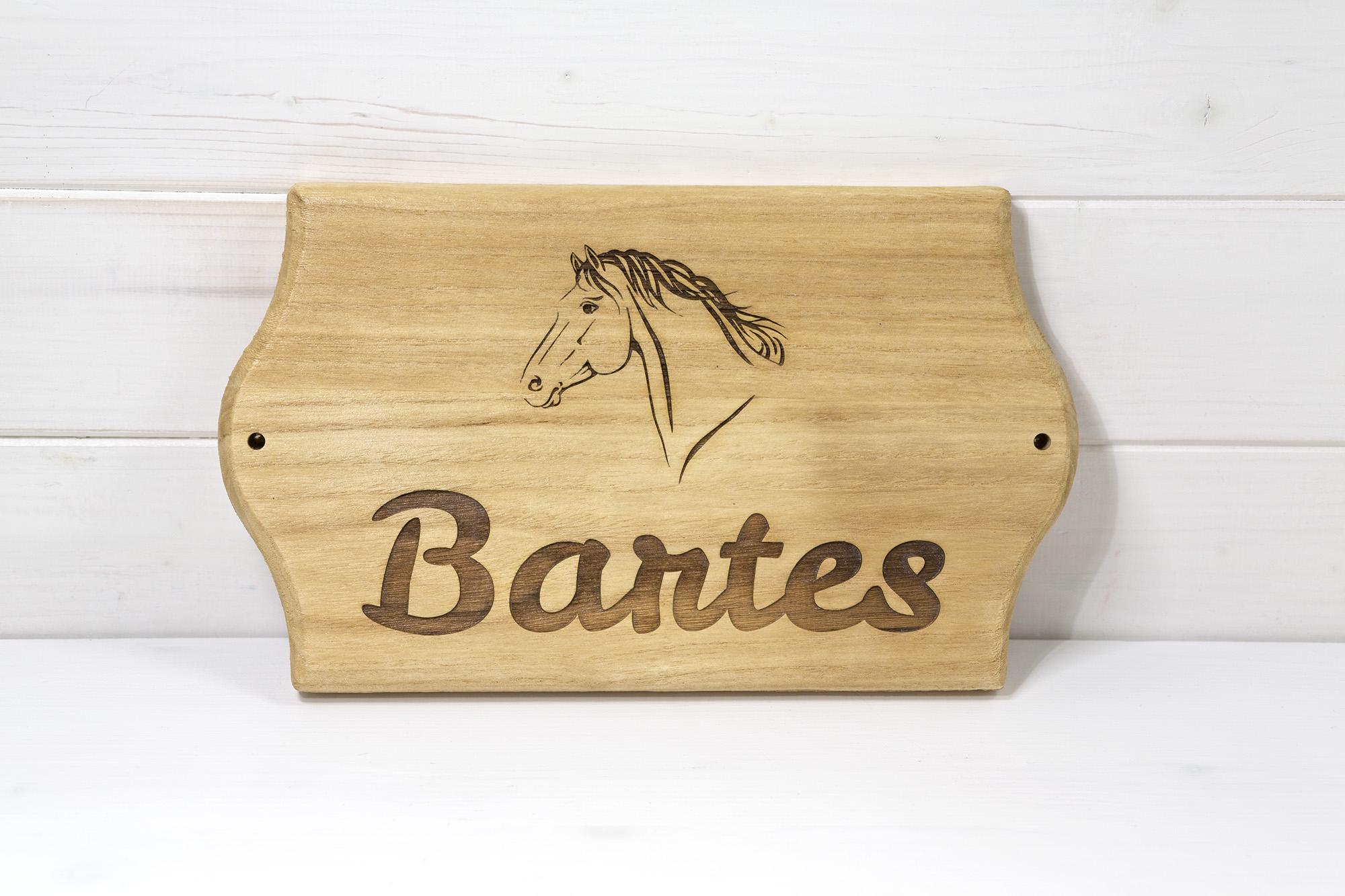 Targa Cavalli Bartes