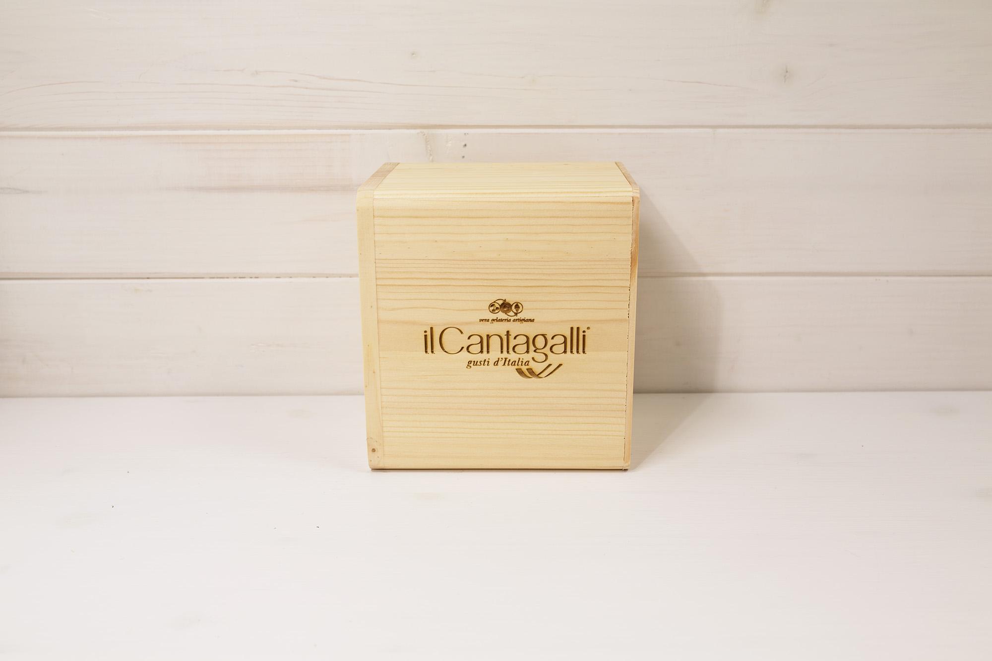 Virrina - Porta-tovaglioli Da Bar - Il Cantagalli